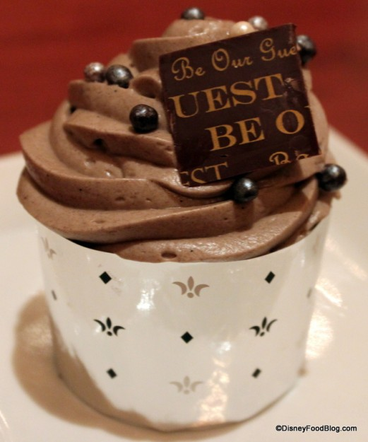 The Master's Cupcake