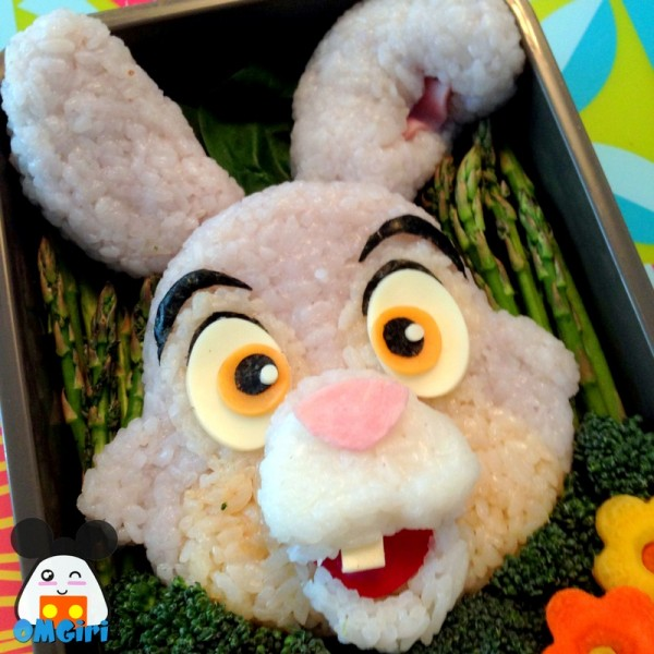 Thumper Bento Box