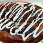 You Won't Believe This Snack!: Warm Colossal Cinnamon Roll at Kusafiri Coffee Shop and Bakery in Disney's Animal Kingdom