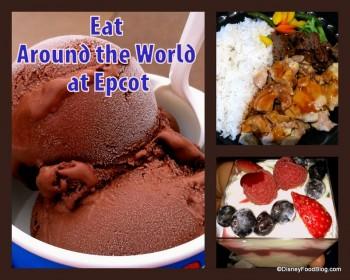 World Showcase Snacks