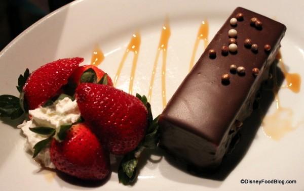 Candy Bar Dessert