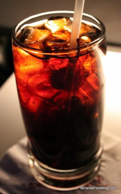 cherry coke -- added cherry to regular coke can add vanilla too  Sci Fi Dine In