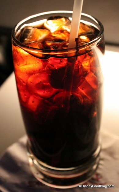 cherry coke -- added cherry to regular coke can add vanilla too  Sci Fi Dine In