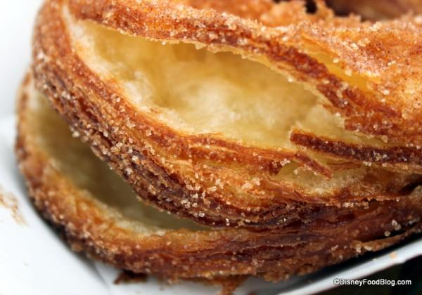 cronut layers