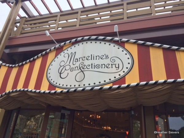 Marceline's in Downtown DIsney