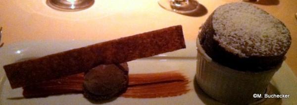 The unadorned soufflé
