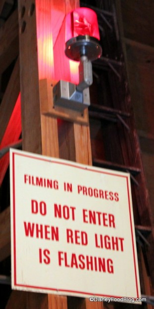 Filming in Progress!