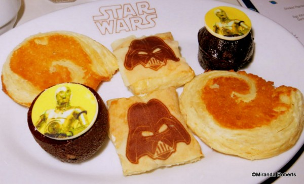 Star Wars Pastries