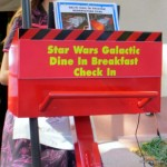 Guest Review: Disney's Star Wars Galactic Dine-In Breakfast with Darth Vader