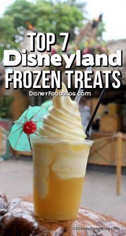 Top 7 Disney Frozen Treats