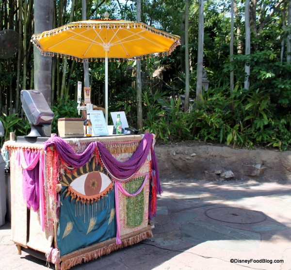 Bar on Asia pathway