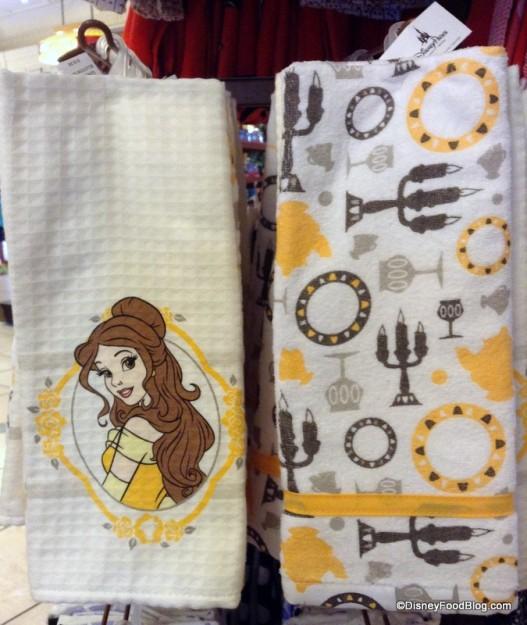 Beauty and the Beast Towel Set