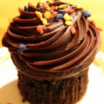 Review: Chocolate Caramel Cupcake at Roaring Fork in Disney's Wilderness Lodge Resort