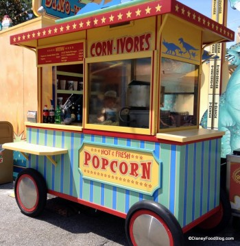 Cornivores popcorn