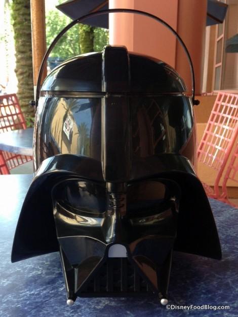 Darth Vader Popcorn Bucket