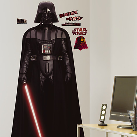 Darth Vader Wall Decal