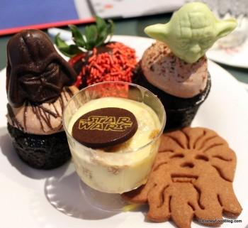 Star Wars Dessert Plate
