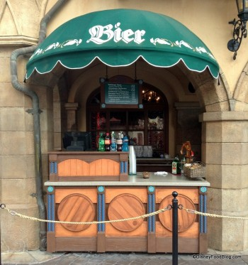 Epcot Germany Bier (1)