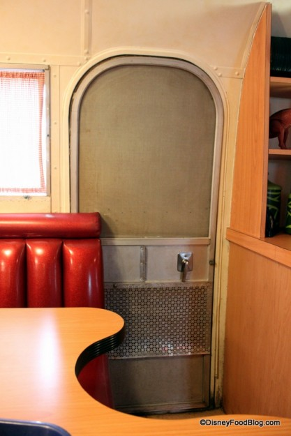 The Airstream Door