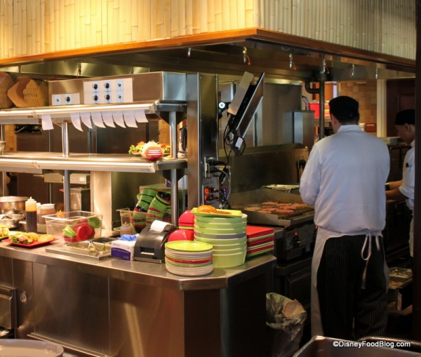 A Closer Look at the Kitchen