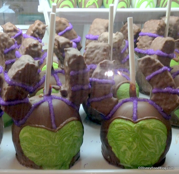 Maleficent Apples