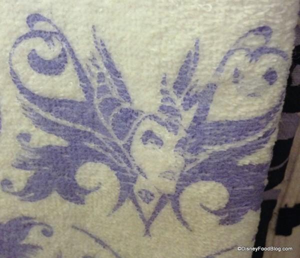 Maleficent closeup