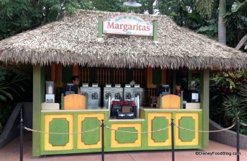 Margarita Stand Mexico