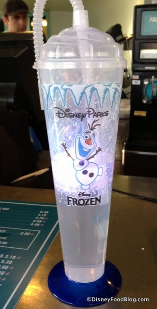 Olaf Souvenir Cup