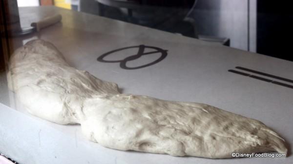 Pretzel Dough