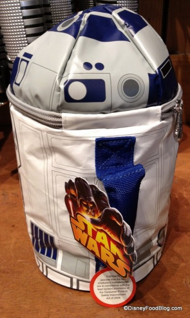 R2-D2 lunch bag handle