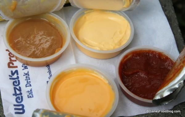 Sauces -- Up Close