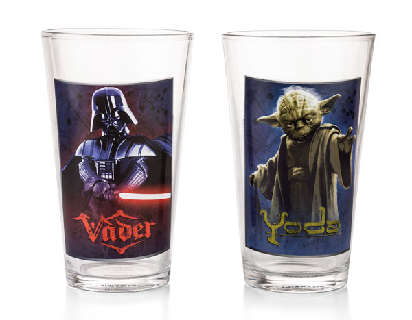 Star Wars Pint Glass Set