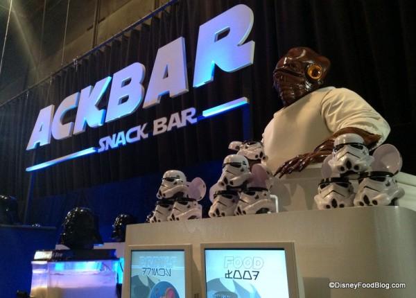 Ackbar Snack Bar
