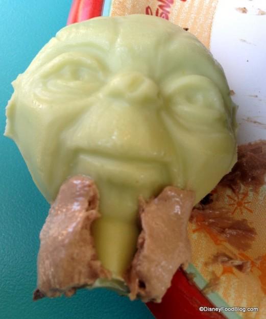 Yoda sans ears