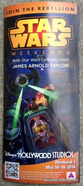 Star Wars Weekends guide