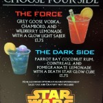 "Review: ""The Force"" and ""The Dark Side"" Specialty Beverages at Disney World's Star Wars Weekends"