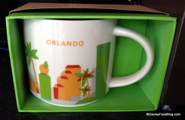 Orlando mug