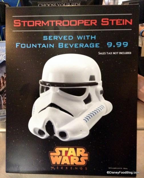 Stormtrooper Stein