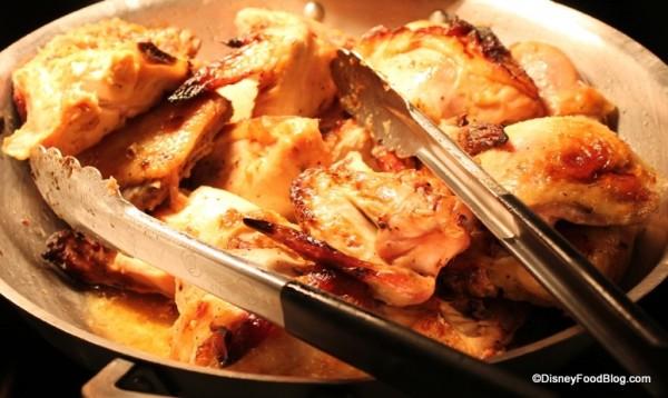 Tusken Raider Chicken