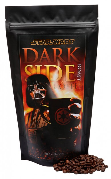 Vader's Dark Roast Coffee