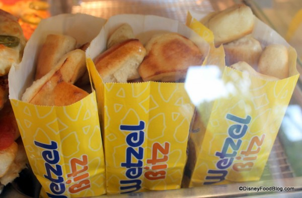 Wetzel Bitz through the window