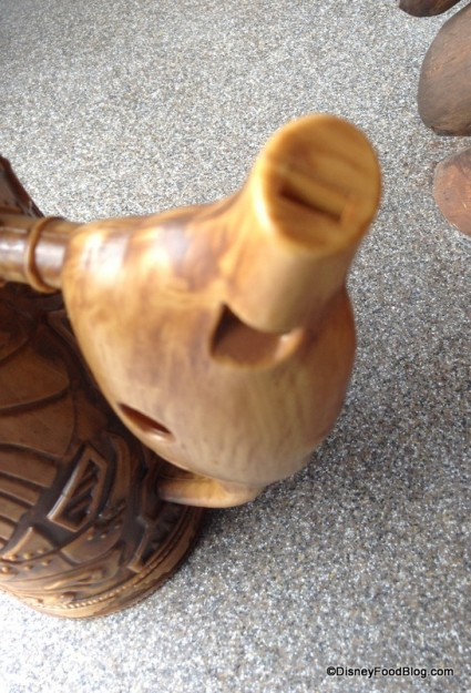 Ocarina handle