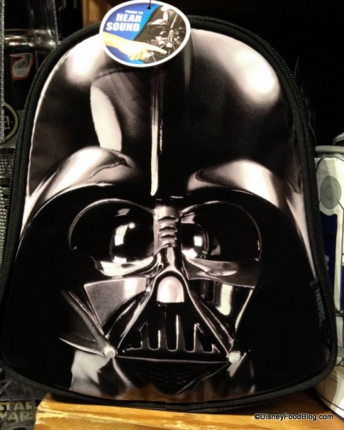 Darth Vader lunch bag
