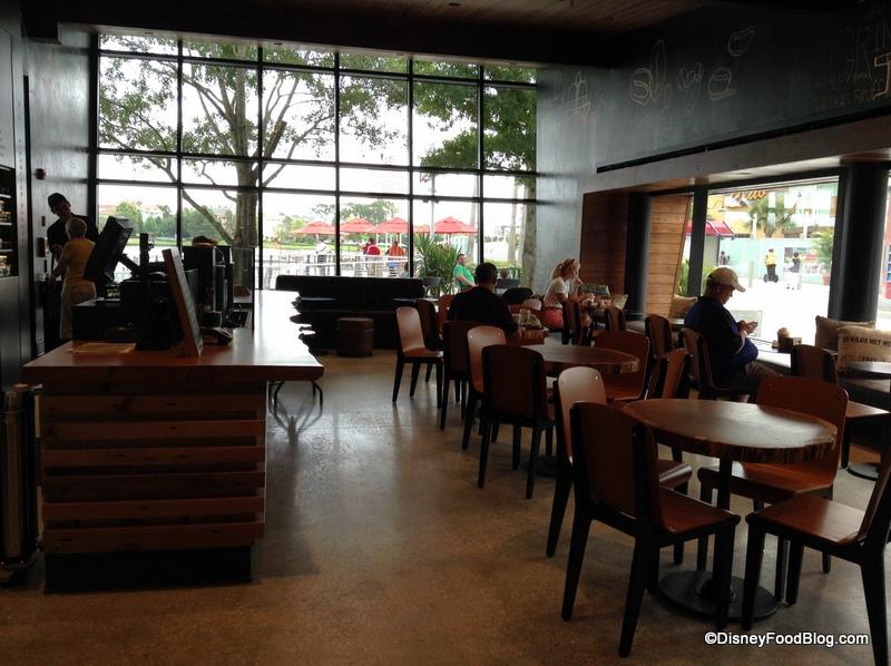 Review Starbucks Evenings Menu At Disney World S Disney