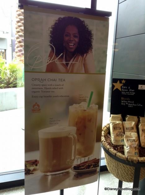 Oprah Chai!