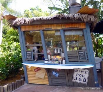 mini donut stand typhoon lagoon (1)