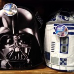 Spotted! R2-D2 and Darth Vader Lunch Bags… with Special Effects!