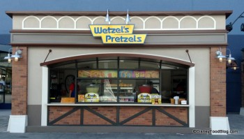 wetzels pretzels west side downtown disney