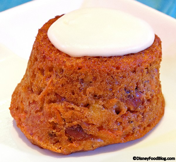Fresh Baked Carrot Cake with Craisins® and Cream Cheese Icing