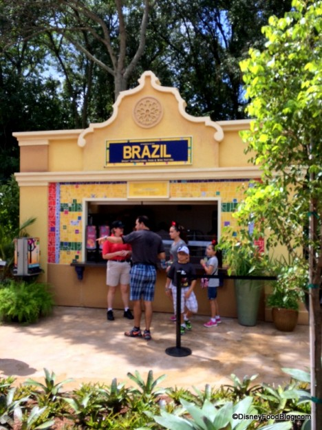 Brazil Booth